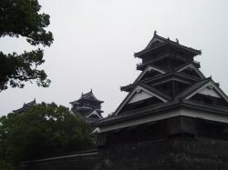 初・熊本城