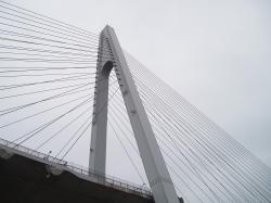 きれいな橋だ