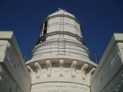綺麗な灯台やねー!