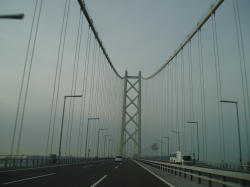 やっぱり橋ってステキだわ。
